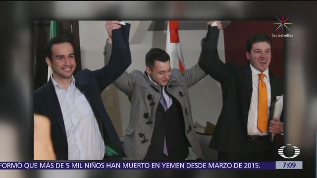 Hijo de Colosio quiere ser diputado; pide respaldo de Movimiento Ciudadano