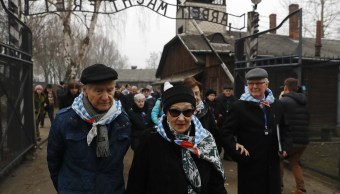 El mundo recuerda 73 años del Día Internacional del Holocausto