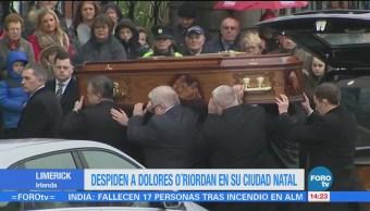 Homenaje a Dolores O'Riordan