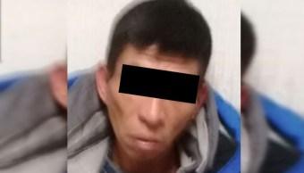 Detienen a sujeto que mató a su vecino apuñalándolo en la CDMX