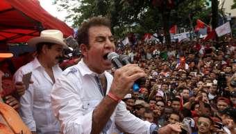 Nasralla busca impedir que Hernández asuma presidencia Honduras