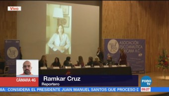 Inauguran el Congreso Nacional de Psicoanálisis en la CDMX