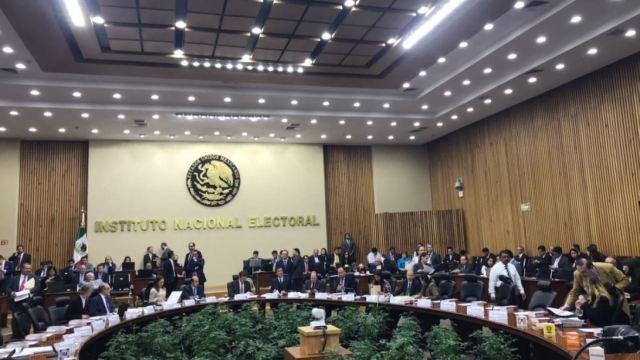 INE multará al PRI por turismo electoral