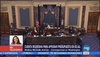 Inicia Cuenta Regresiva Aprobar Presupuesto Eu