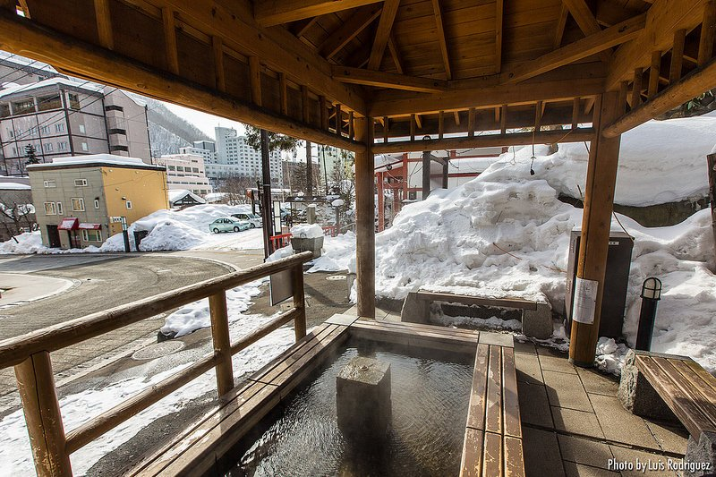 Intensa tormenta nieve golpea Hokkaido Japón