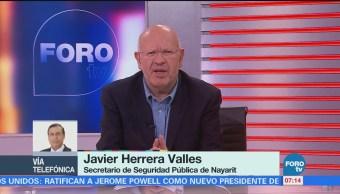 Javier Herrera Valles: Preocupa el aumento de la violencia en Nayarit