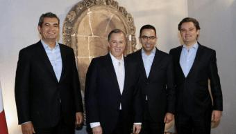 Javier Lozano se incorpora a precampaña de José Antonio Meade