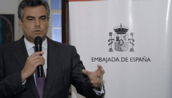 Venezuela declara persona no grata a embajador espanol en Caracas
