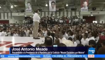 José Antonio Meade Visita Boca Río Veracruz