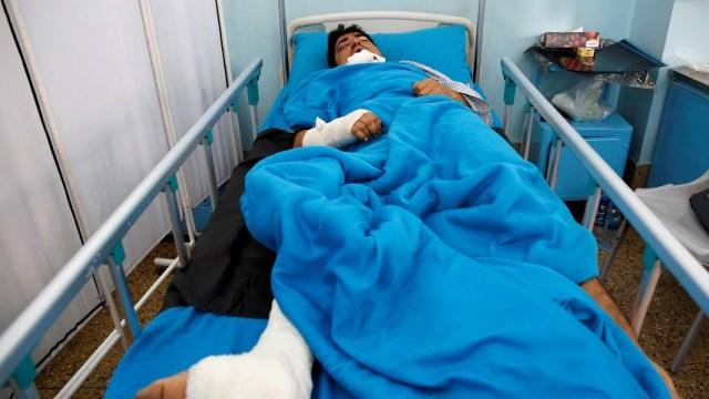 Suman más de 30 muertos en ataque a hotel Intercontinental en Kabul