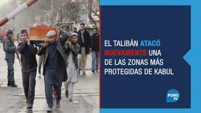 La estrategia del Talibán se recrudece en Kabul