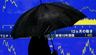 Fortaleza del yen lleva a la baja la Bolsa de Tokio