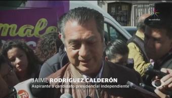 La Perla Negra: 'El Bronco', Jaime Rodríguez Calderón