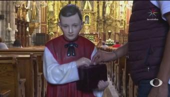 'La pesca de las limosnas', nueva modalidad de robo en iglesias