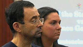Larry Nassar enfrenta a sus víctimas en juicio por abuso sexual
