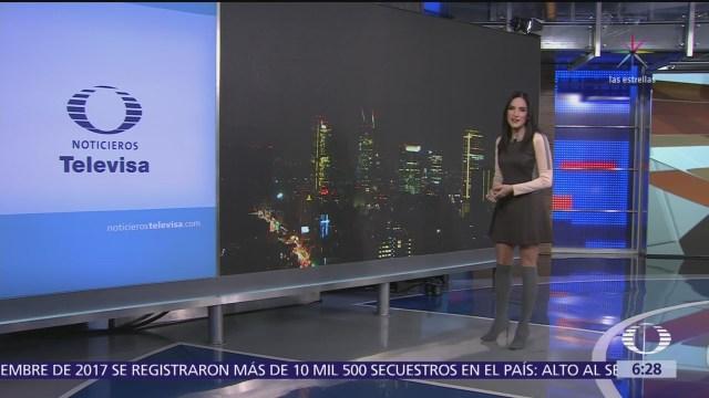 Las noticias, con Danielle Dithurbide: Programa del 18 de enero del 2018