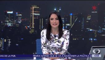 Las noticias, con Danielle Dithurbide: Programa del 3 de enero del 2018