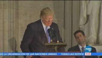 Ocho Promesas Trump Cumplió Primer Año