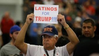 Latinos en Estados Unidos confían más en la economía y Trump