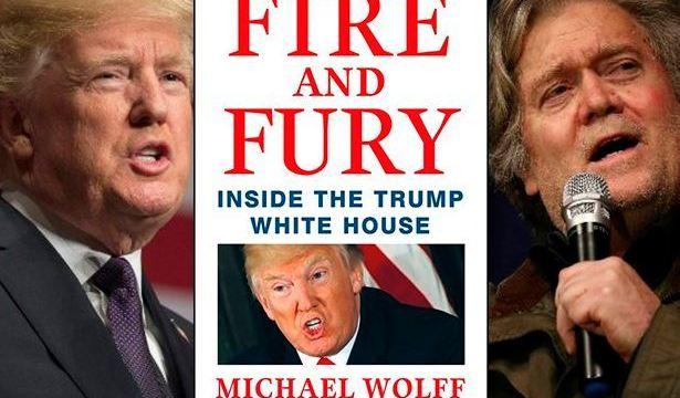 Polémico libro sobre Trump saldrá a la venta el 5 de enero