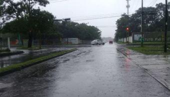 Lluvias intensas afectan sur del país por paso de frente frío 25