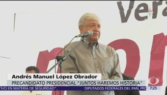 López Obrador bromea sobre el apodo Andrés Manuelovich