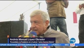 López Obrador realiza actividades en Veracruz