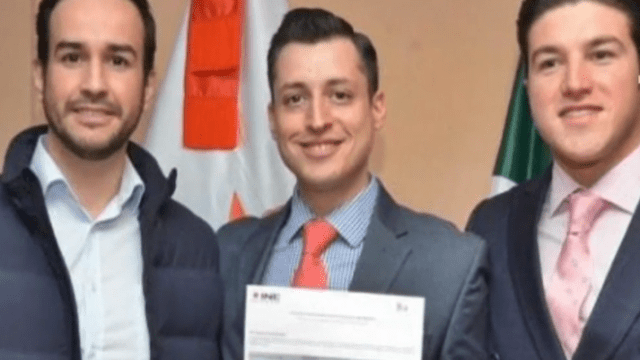 Hijo de Luis Donaldo Colosio registra precandidatura como diputado en Nuevo León