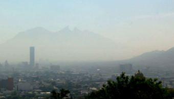 Podrían mantener la alerta por mala calidad del aire en Monterrey