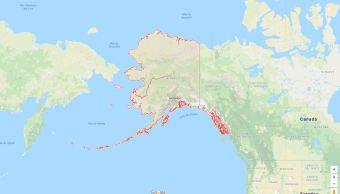 se registra sismo 8 2 grados alaska emiten alerta tsunami