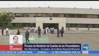 Mario Campos entrevista al consejero electoral, Ciro Murayama