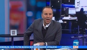 Matutino Express del 17 de enero con Esteban Arce (Parte 2)