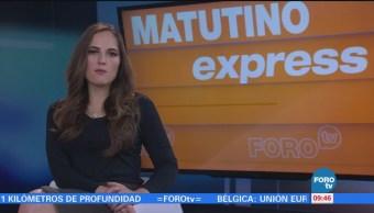 Matutino Express del 23 de enero con Esteban Arce (Parte 4)