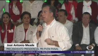 Meade afirma que habrá protección para mexicanos donde ondee la bandera de México