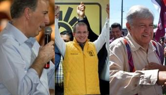 Candidatos presidenciales exigen a Trump respeto a soberanía de México