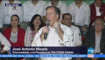 Meade realiza actividades en Tijuana