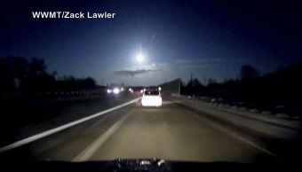 cae meteorito cerca detroit provoca temblor dos grados