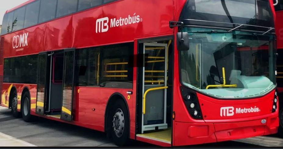 implementan operativos ante incremento de robos dentro del metrobus