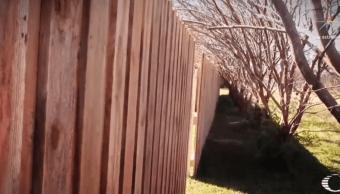 Mexicanos en Pennsylvania son discriminados; uno construyó un muro para protegerse