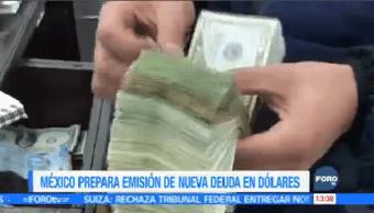 México Prepara Emisión Bonos