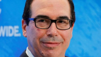 Mnuchin dice que no intenta alterar el dólar