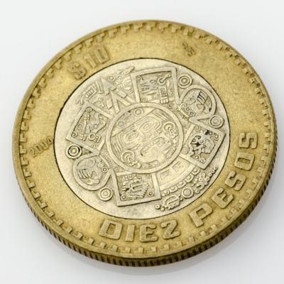 Raras monedas de 10 pesos que podrían valer más de mil pesos