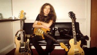 Guitarrista Fast Eddie Motorhead muere 67 años