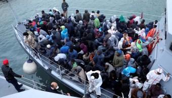 Naufragio deja centenar migrantes desaparecidos costas Libia