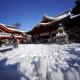 Un temporal de nieve azota el centro de Japón