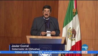 No existe comunicación con el Gobierno federal: Javier Corral