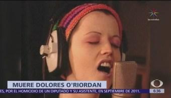No se ha determinado la causa de muerte de Dolores O'Riordan