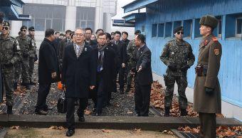 Norcorea y Surcorea inician segunda reunión Juegos Olímpicos Invierno