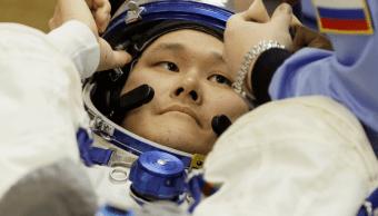 Norishige Kanai, astronauta japonés, creció en el espacio