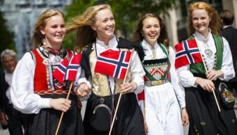 Noruegos prefieren vivir su país que Estados Unidos